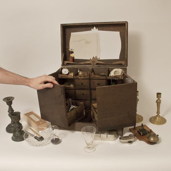 petites curiosites coffre a bijoux l petites. Black Bedroom Furniture Sets. Home Design Ideas